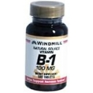 Windmill Vitamin B-1 100 mg Tablets 100ct