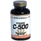 Windmill Vitamin C-500 Tablets 250ct