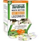 Therabreath Mandarin Mint Dry Mouth Breath Lozenges- 100ct