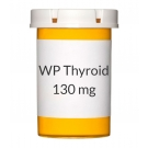 WP Thyroid 130mg Tablets