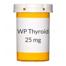 WP Thyroid 16.25mg Tablets