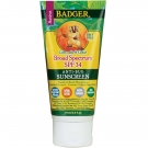 Badger Anti-Bug Suncreen, SPF 34 - 2.9oz Tube