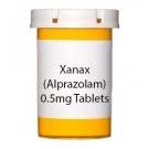 Xanax (Alprazolam) 0.5mg Tablets
