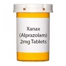 Xanax (Alprazolam) 2mg Tablets