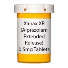 Xanax XR (Alprazolam Extended Release) 0.5mg Tablets