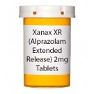 Xanax XR (Alprazolam Extended Release) 2mg Tablets