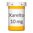 Xarelto 10mg Tablets