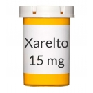 Xarelto 15mg Tablets