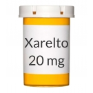 Xarelto 20mg Tablets