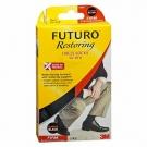 Futuro Restoring Dress Socks for Men, Black, Extra Large, Firm- 1 Pair