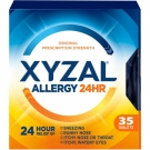 Xyzal 24 Hour Allergy Relief 5mg Tablets - 35ct