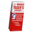 Yagers Liniment 8 oz