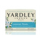 Yardley of London Jasmine Pearl Bath Bar Soap- 4.25oz
