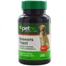 Pet Natural Care Brewers Yeast Chewtabs- 250ct