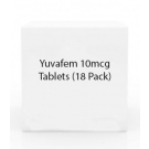 Yuvafem 10mcg Tablets (18 Pack)