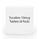 Yuvafem 10mcg Tablets (8 Pack)