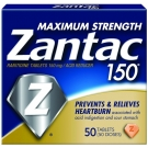 Zantac 150 Maximum Strength Tablets - 50ct