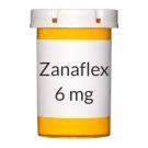 Zanaflex 6mg Capsules
