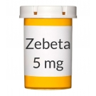 Zebeta 5mg Tablets