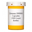 Zenpep 20000U Capsules (100 Count Bottle)