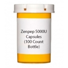 Zenpep 5000U Capsules (100 Count Bottle)