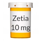 Zetia 10mg Tablets