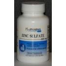 Zinc Sulfate (220mg) - 100 Capsules