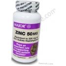 Zinc Sulfate (220mg) -100 Capsules