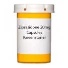Ziprasidone 20mg Capsules (Greenstone)