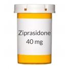 Ziprasidone 40mg Capsules (Generic Geodon)