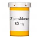 Ziprasidone 80mg Capsules