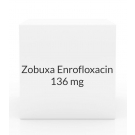 Zobuxa (Enrofloxacin) 136mg Flavored Tablets- 50ct