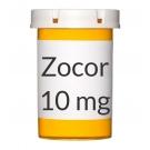 Zocor 10mg Tablets