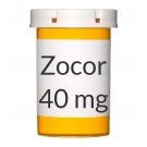 Zocor 40mg Tablets