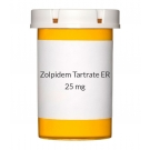 Zolpidem Tartrate ER 6.25mg Tablets (Generic Ambien CR)