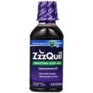 ZzzQuil Nighttime Sleep-Aid Liquid - 12.0 fl oz