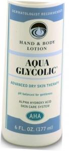 Aqua Glycolic Hand & Body Lotion - 6oz