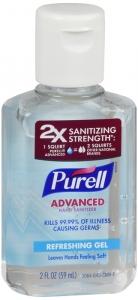 Purell Hand Sanitizer- 2oz