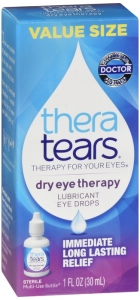 Thera Tears Lubricant Eye Drops 1oz