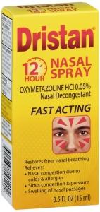 Dristan 12-Hour Nasal Spray 0.5 oz