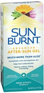 SunBurnt Advanced After Sun Gel 6oz