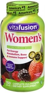 Vitafusion Women's Gummy Vitamins- 150ct