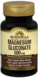 Windmill Magnesium 500 mg Tablets - 90