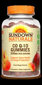 Sundown Naturals Co Q-10 200mg Gummies - 50ct