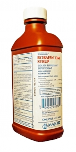Major Robafen DM Syrup 16oz