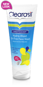 Clearasil Daily Clear Daily Face Wash - 6.5oz Tube
