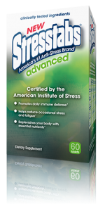 Stresstabs Advanced Tablet- 60 Count Bottle ***NEW FORMULA & NEW PACKAGING***