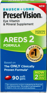 PreserVision AREDS 2 Eye Formula - 90 Softgels