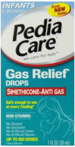 PediaCare Infant's Anti-Gas Drop, Non-Staining- 1oz Bottle