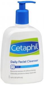 Cetaphil Daily Facial Cleanser 16oz